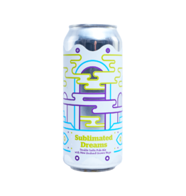 Burlington Beer Sublimated  Dreams New Zealand DIPA 4-Pack