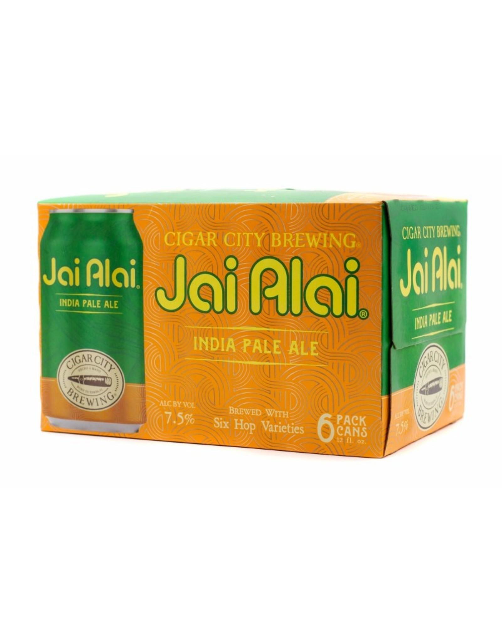 Cigar City Jai Alai IPA 6-Pack
