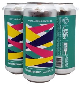 Mast Landing Windbreaker IPA 4-Pack