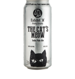 Exhibit A The Cat's Meow IPA 4-Pack