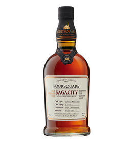 Foursquare Sagacity 12 Year Rum Exceptional Cask Selection
