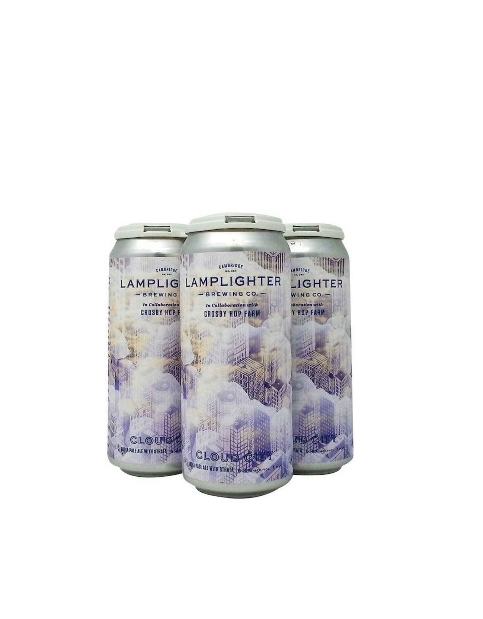 Lamplighter Brewing Cloud City NEIPA 4-Pack