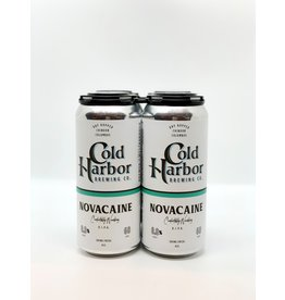 Cold Harbor Brewing Novacaine DIPA 4pk 16oz Cans