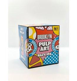 Brooklyn Pulp Art 4pk 16oz Cans