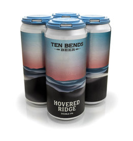 Ten Bends Hovered Ridge DIPA 4pk Cans
