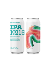 Collective Arts Brewing IPA #16 IPA 4pk Cans