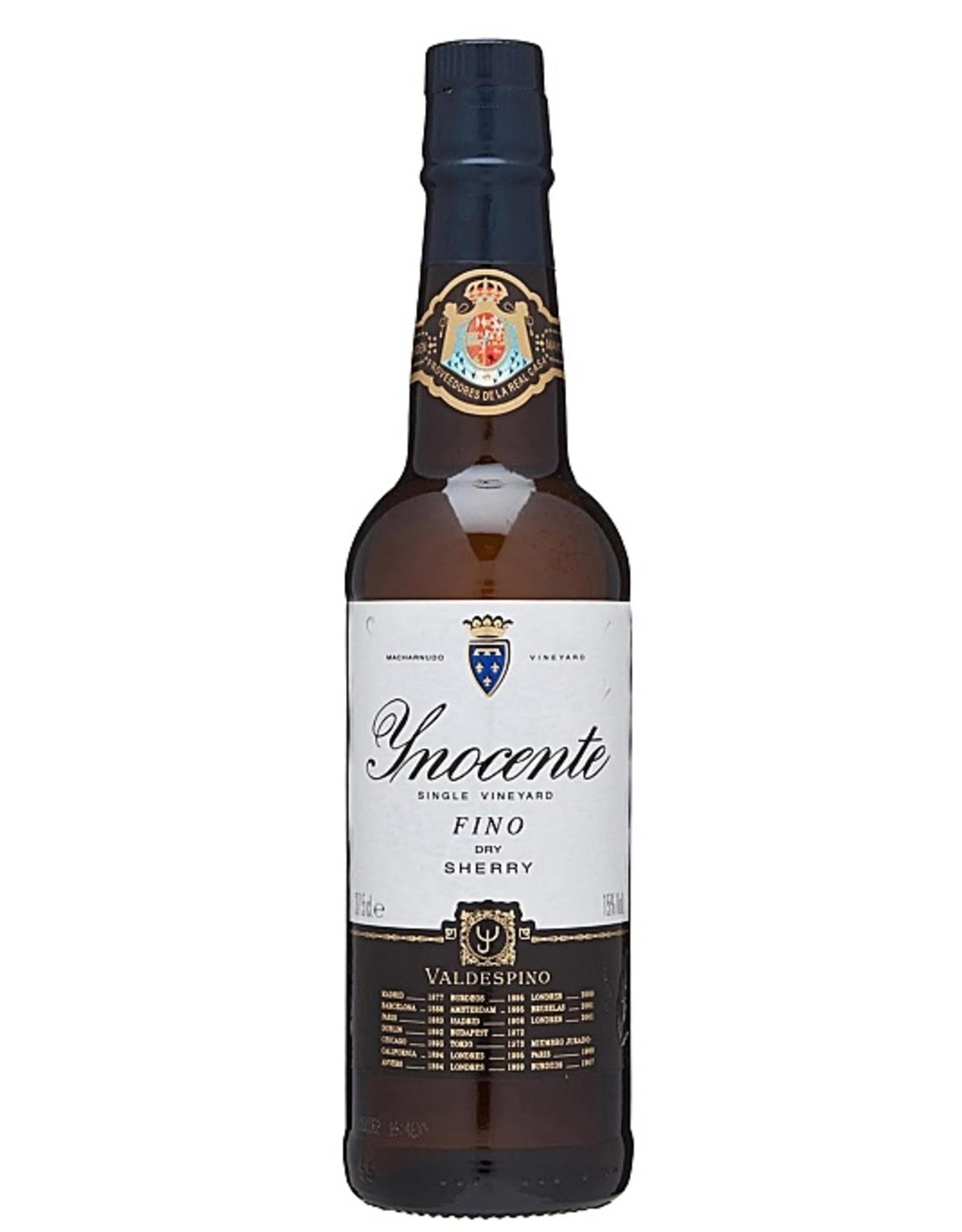 Valdespino Fino Sherry Inocente 375ml