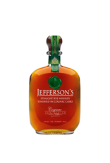 Jefferson's Straight Rye Whiskey Cognac Cask Finish