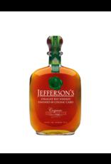 Jefferson's Straight Rye Whiskey Cognac Cask Finish