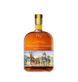 Woodford Reserve Kentucky Derby Bourbon One Liter