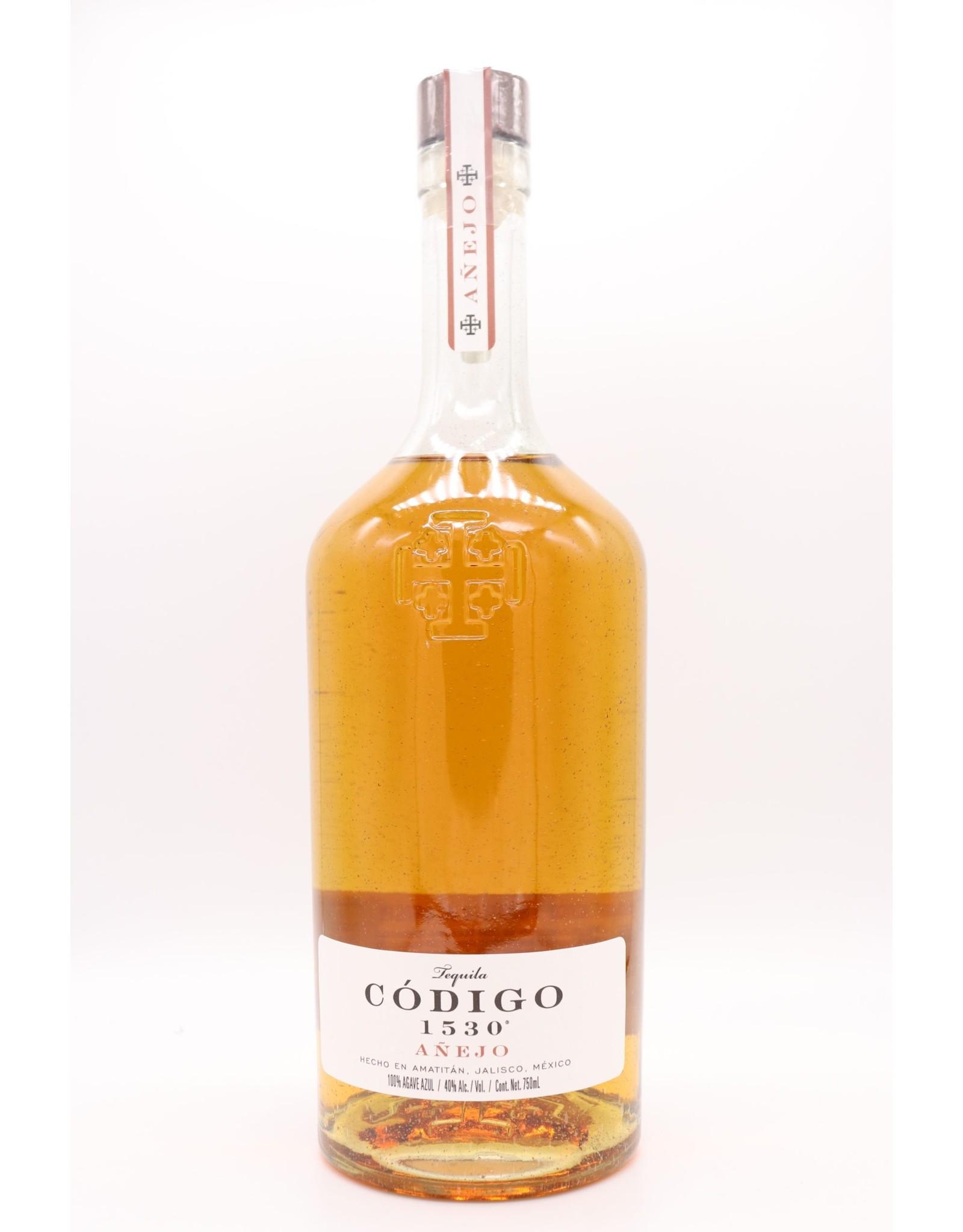 Codigo 1530 Anejo