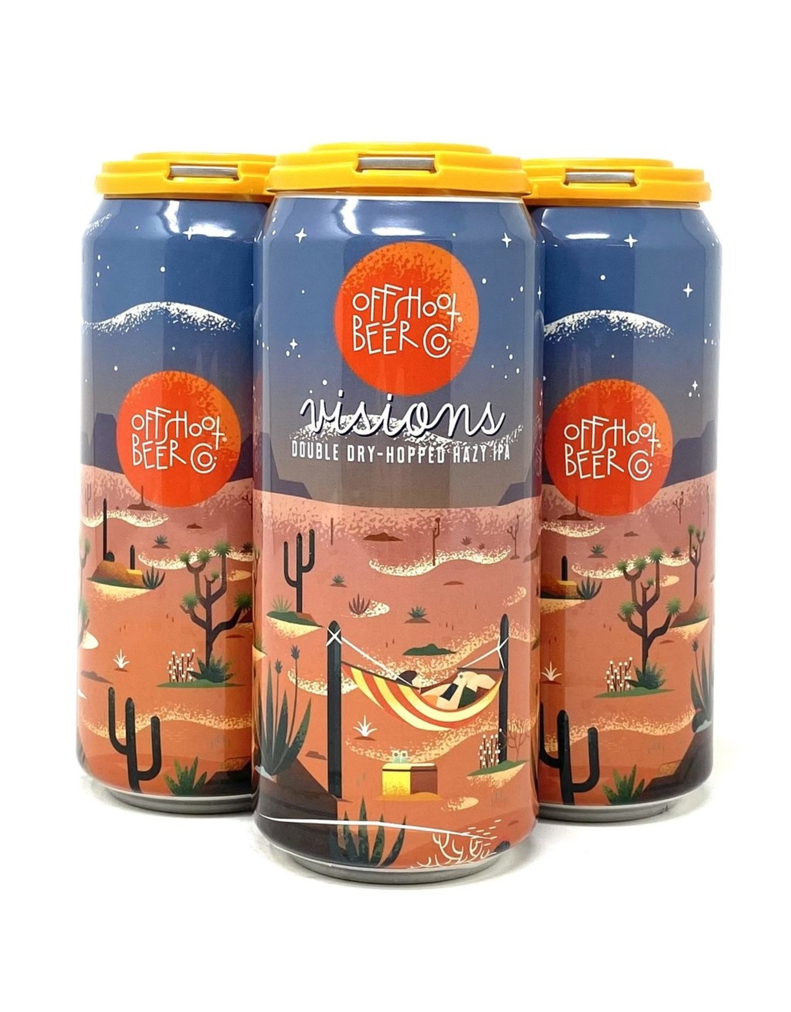 Offshoot Beer Co. Visions NEIPA 16oz 4pk Cans