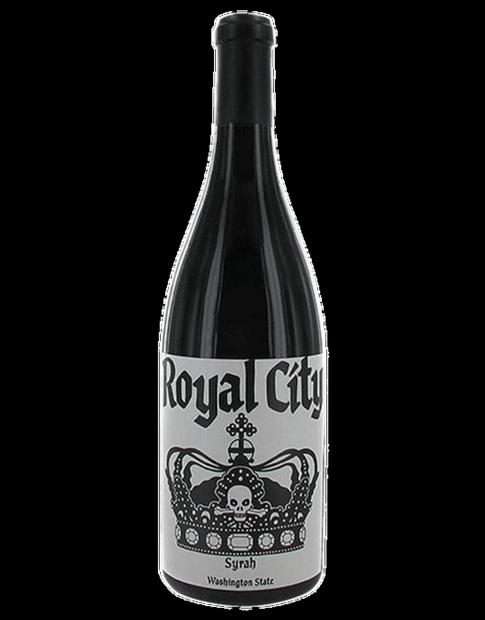 K Vintners Charles Smith Royal City Syrah 2012