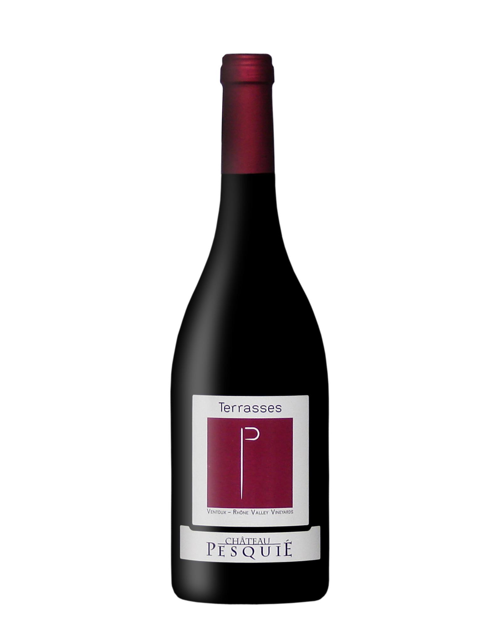 Ch. Pesquie Terrasses Rouge