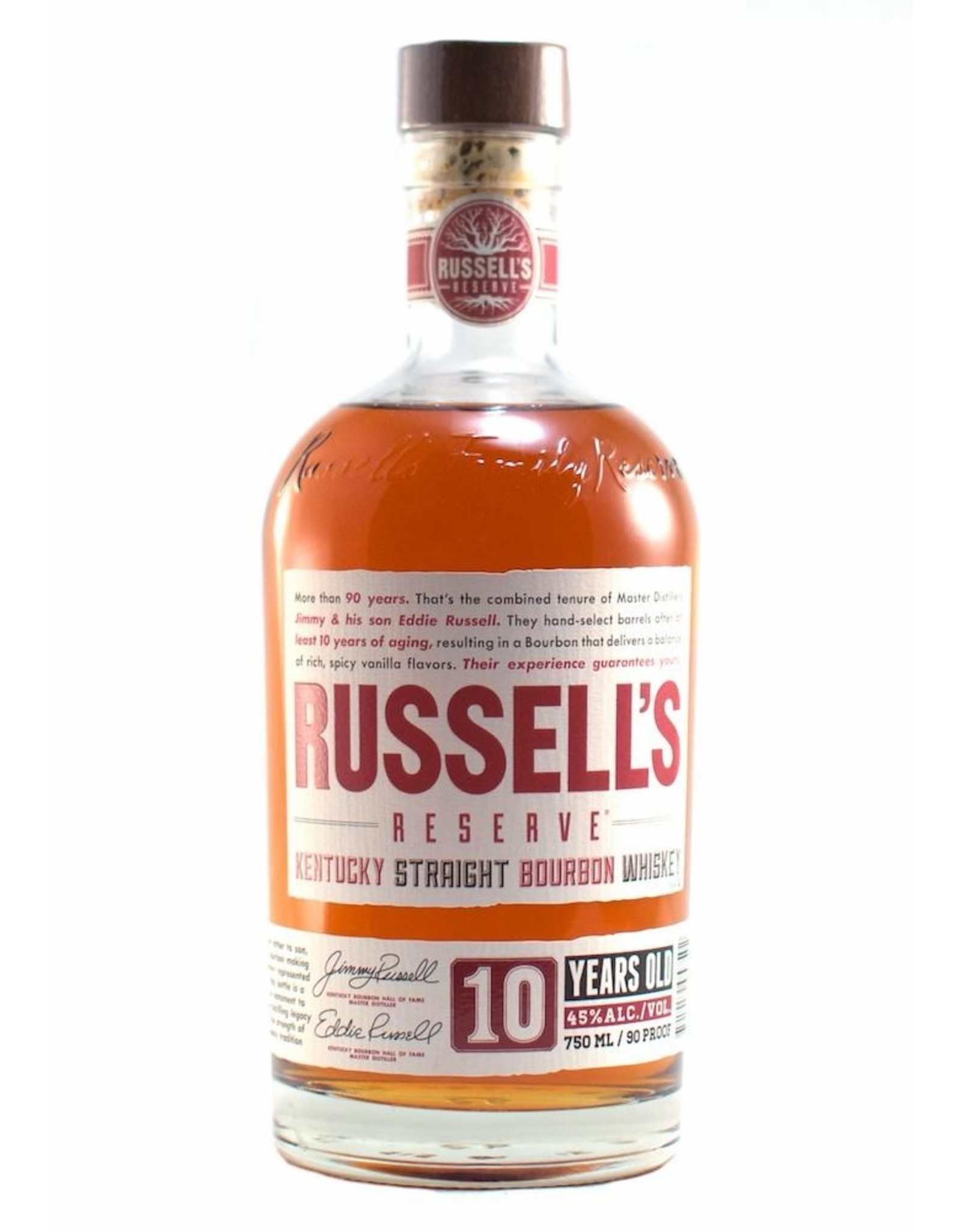Russell's Reserve 10 Year Bourbon