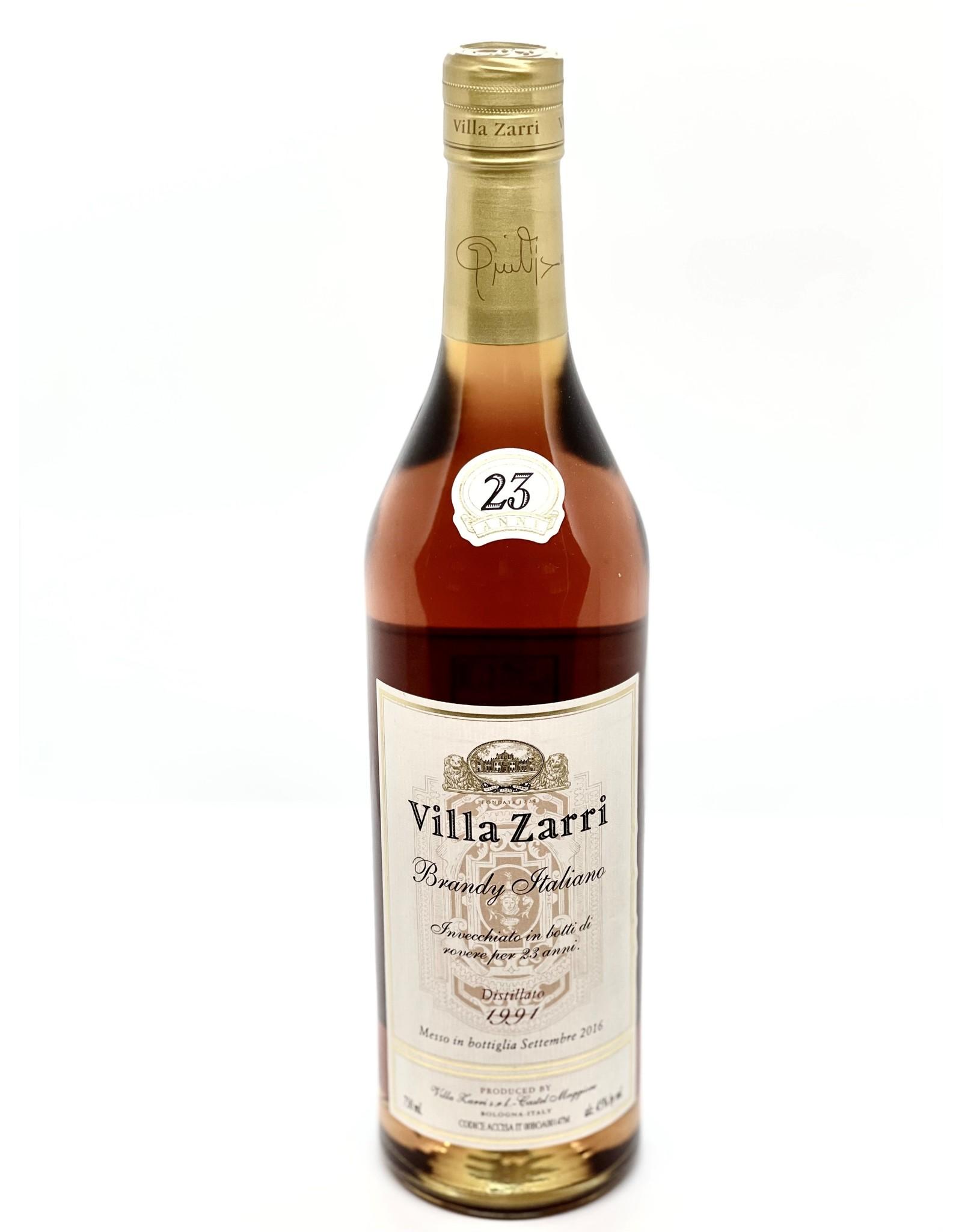 Villa Zarri Brandy Italiano 23yr