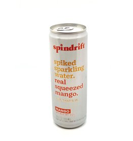 Spindrift Spiked Seltzer Mango 12oz Single Can