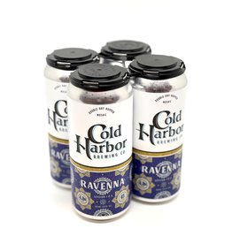Cold Harbor Brewing Ravenna Session IPA 4pk 16oz Cans
