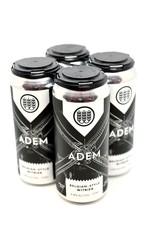 Schilling Beer Co. Adem Witbier 16oz 4pk Cans