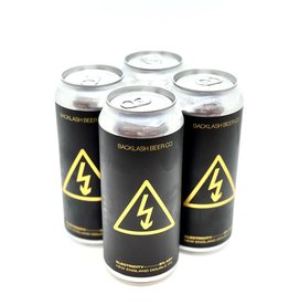 Backlash Beer Co. Electricity NEDIPA 16oz 4pk Cans