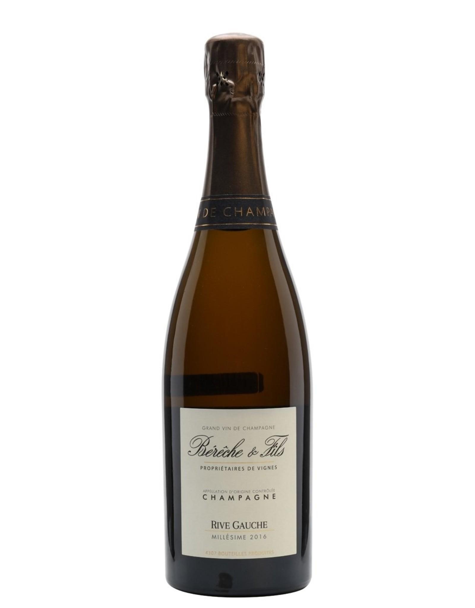 Bérêche et Fils Rives Gauche Brut Champagne
