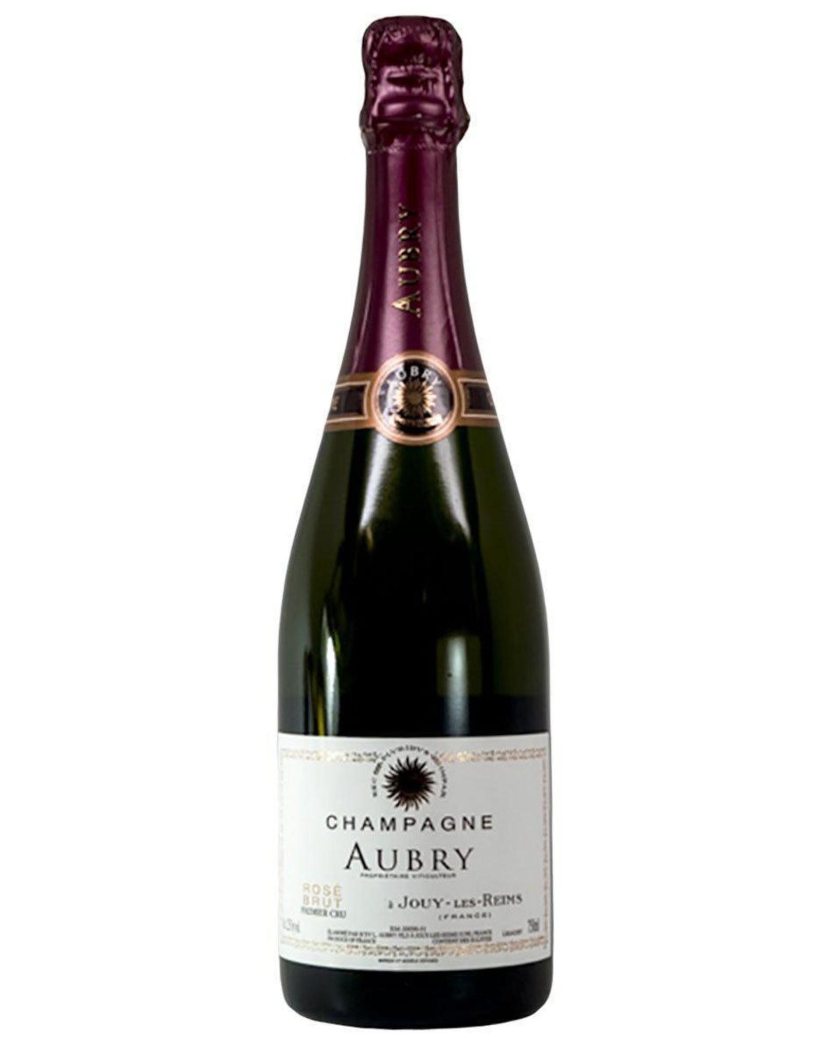 Aubry Brut Rose Champagne