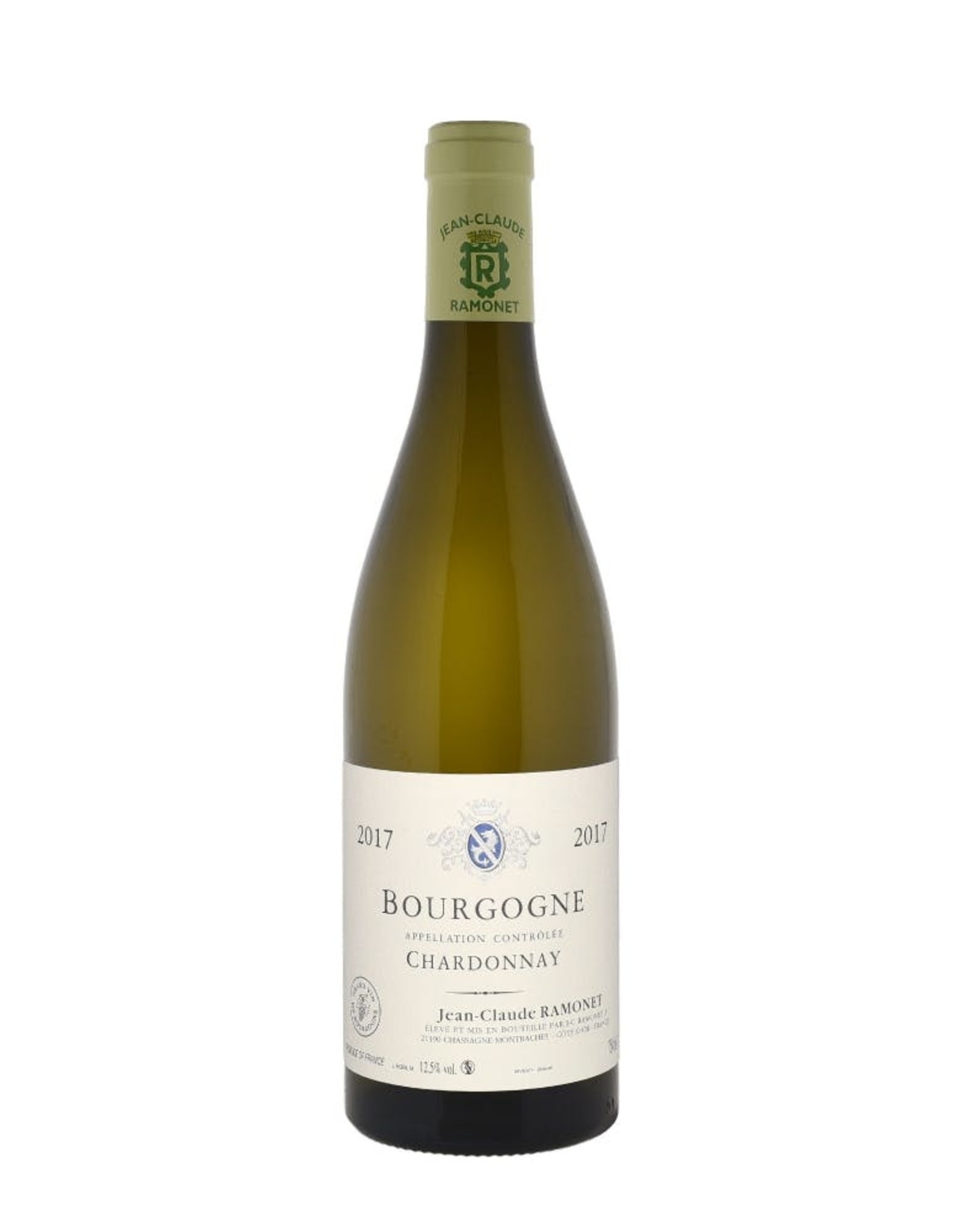 Dom. Ramonet Bourgogne Blanc 2017