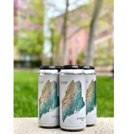 Bunker Brewing Evergreen IPA 16oz 4pk Cans