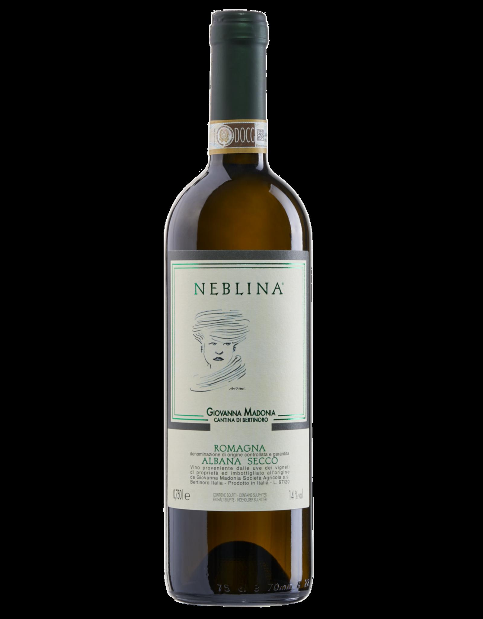Giovanna Madonia 'Neblina' Albana