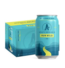 Athletic Brewing Co Run Wild IPA 6pk