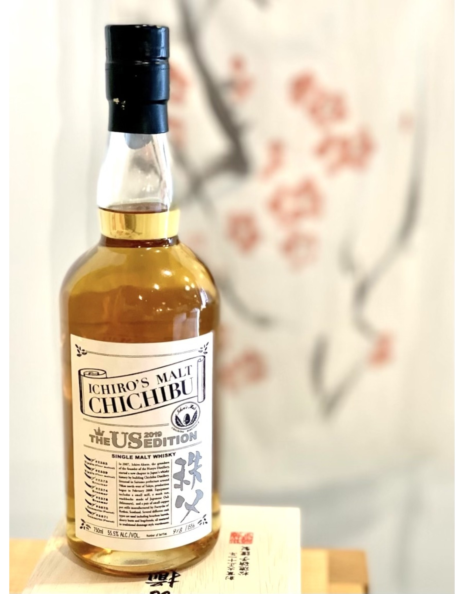 Ichiro's Malt Chichibu Single Malt Whisky