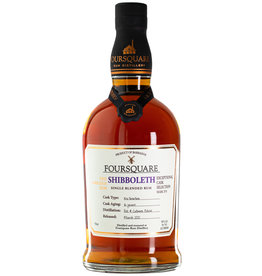 Foursquare Shibboleth 16 Year Rum Exceptional Cask Selection