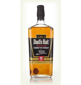 Dad's Hat 95 Proof Straight Rye Whiskey