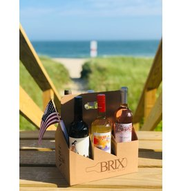 The July BRIX Six—Chillin' and Grillin'