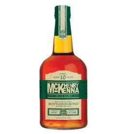 Henry McKenna 10 yr Bourbon Bottled in Bond