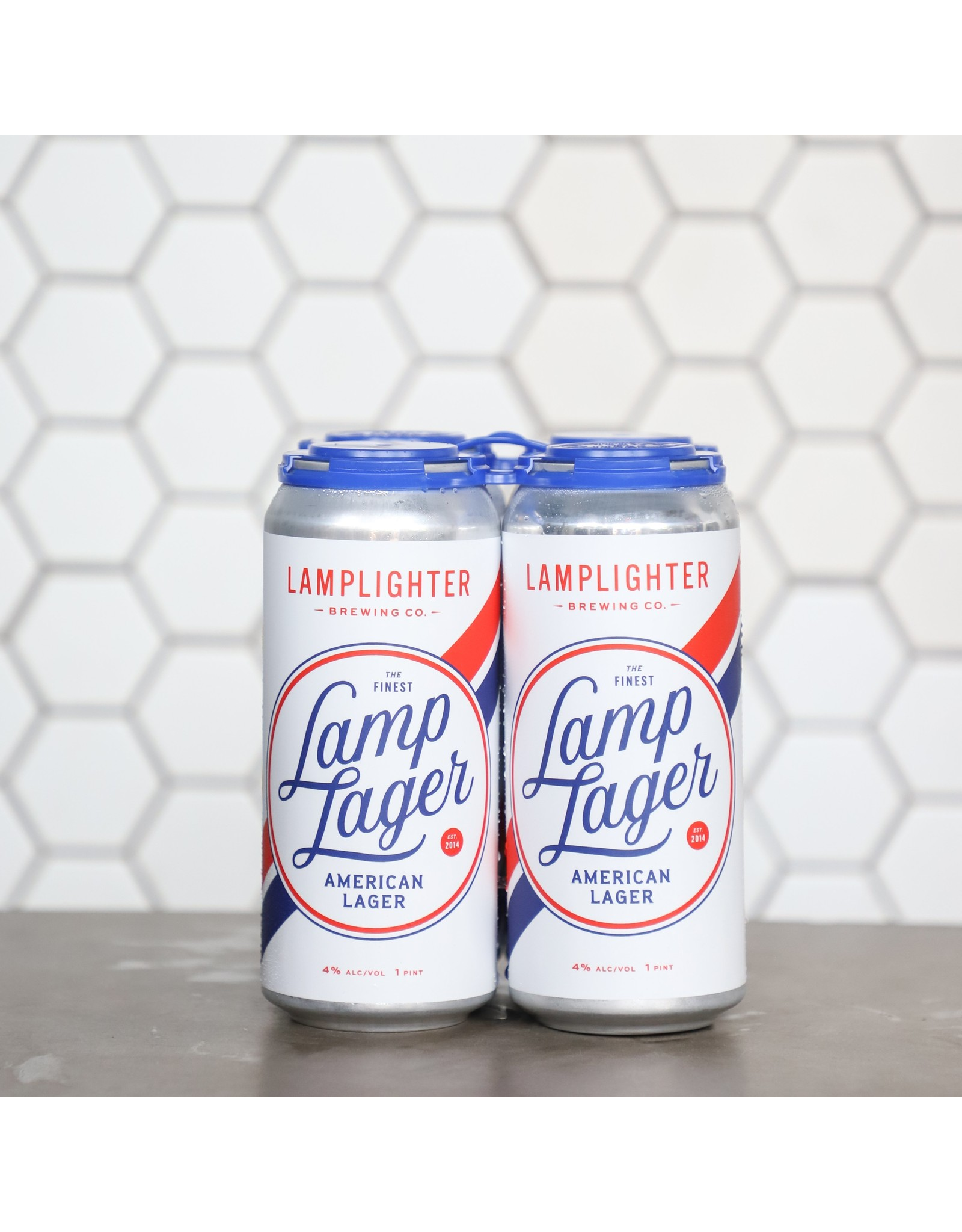Lamplighter Brewing Lamp Lager 16oz 4pk Cans