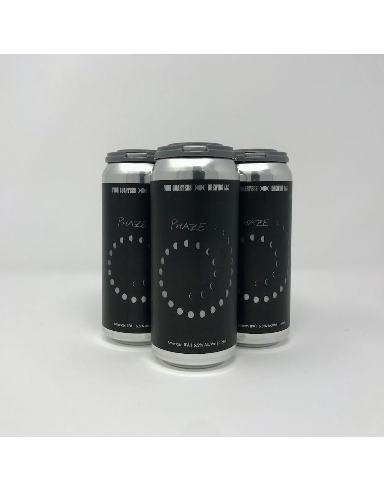 Four Quarters Brewing Phaze IPA 16oz 4pk Cans