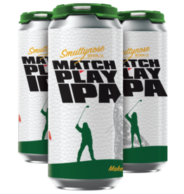 Smuttynose Brewing Match Play IPA 16oz 4pk Cans