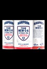 Harpoon Team MEW-S-A IPA 16oz 4pk Cans