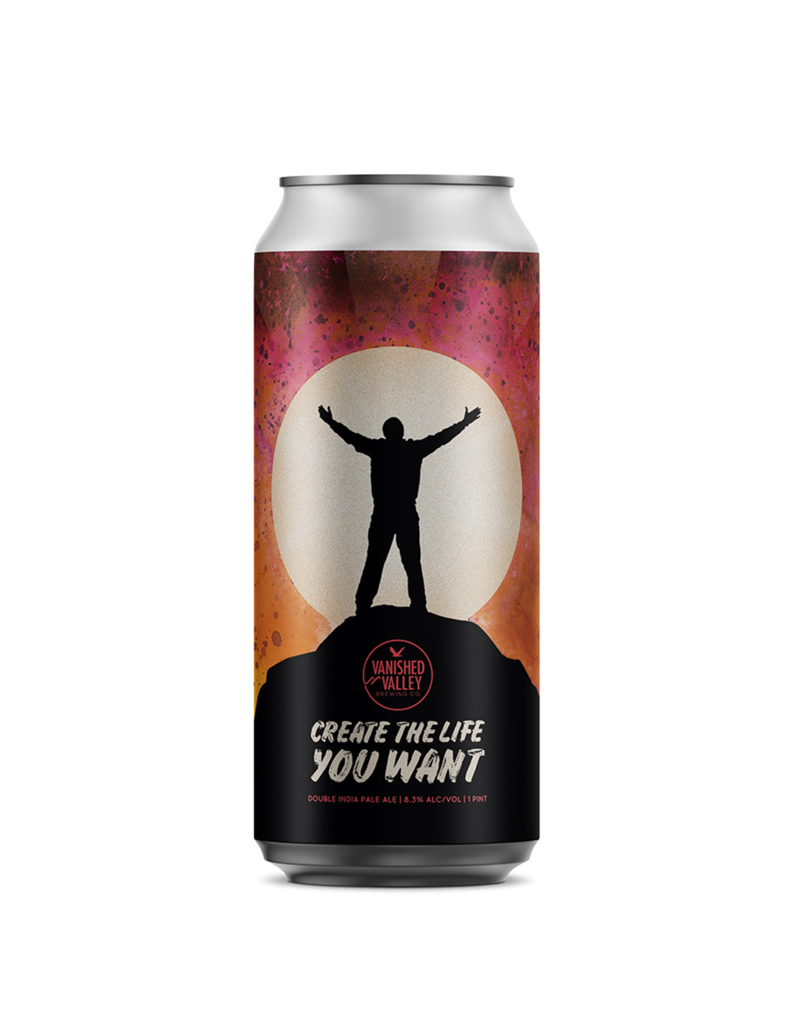 Vanished Valley Brewing 'Create The Life You Want' DIPA