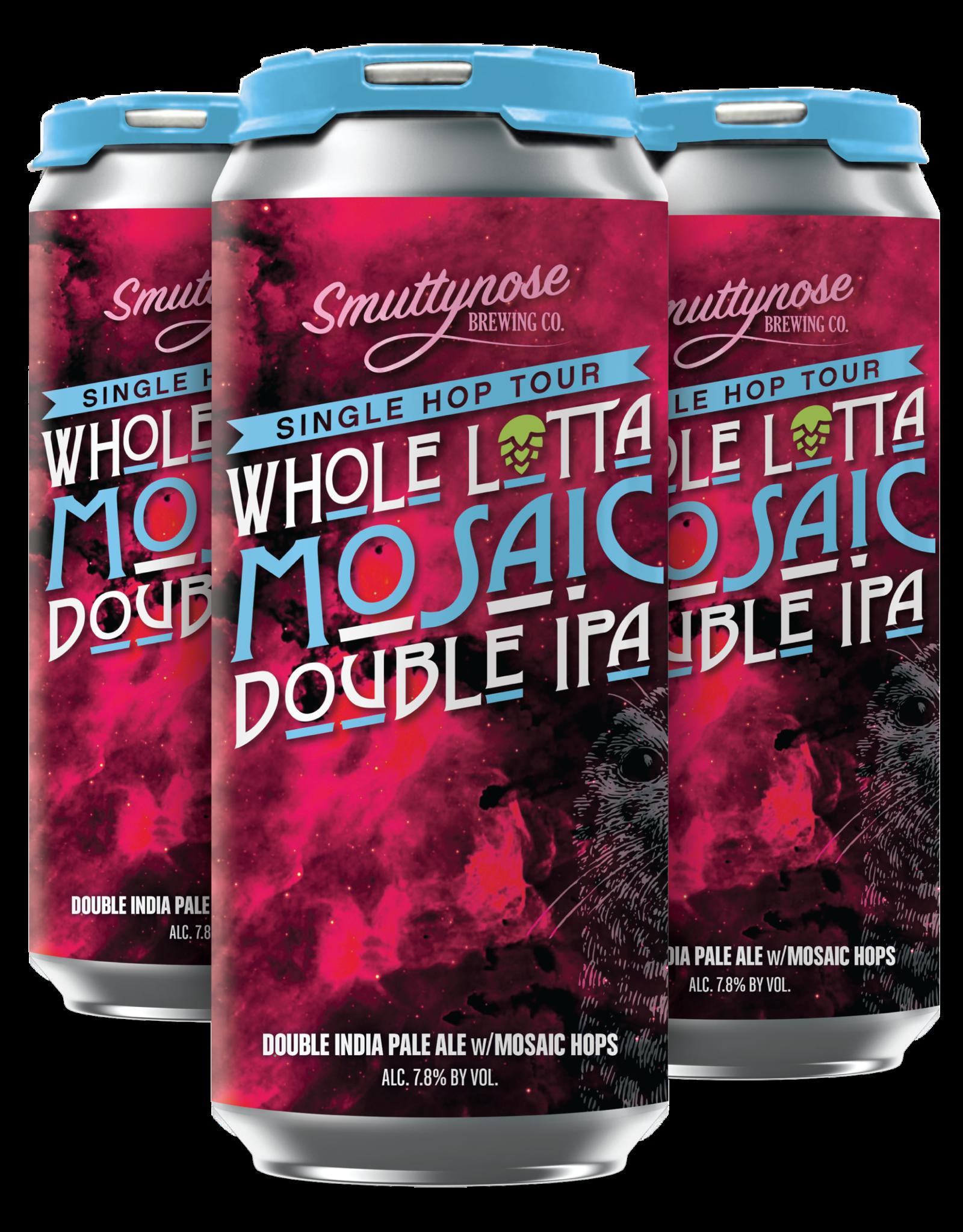 Smuttynose Whole Lotta Mosaic DIPA 16oz 4pk Cans
