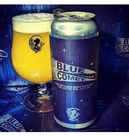 Widowmaker Brewing Blue Comet NEIPA 16oz 4pk Cans