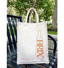 BRIX Canvas Wine Bag