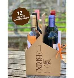 12 Months of The BRIX Six