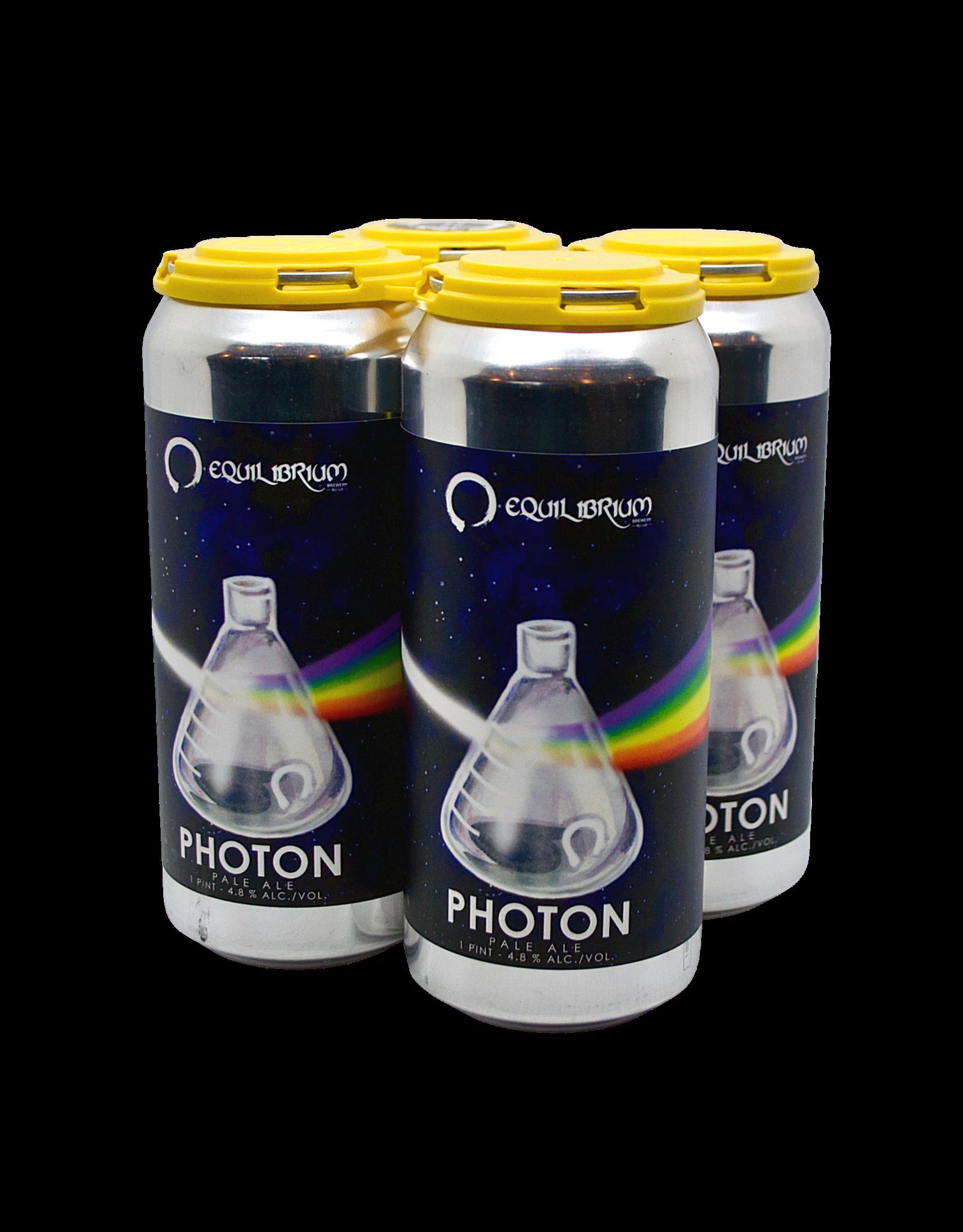 Equilibrium Brewery Photon Pale Ale 16oz 4pk Cans