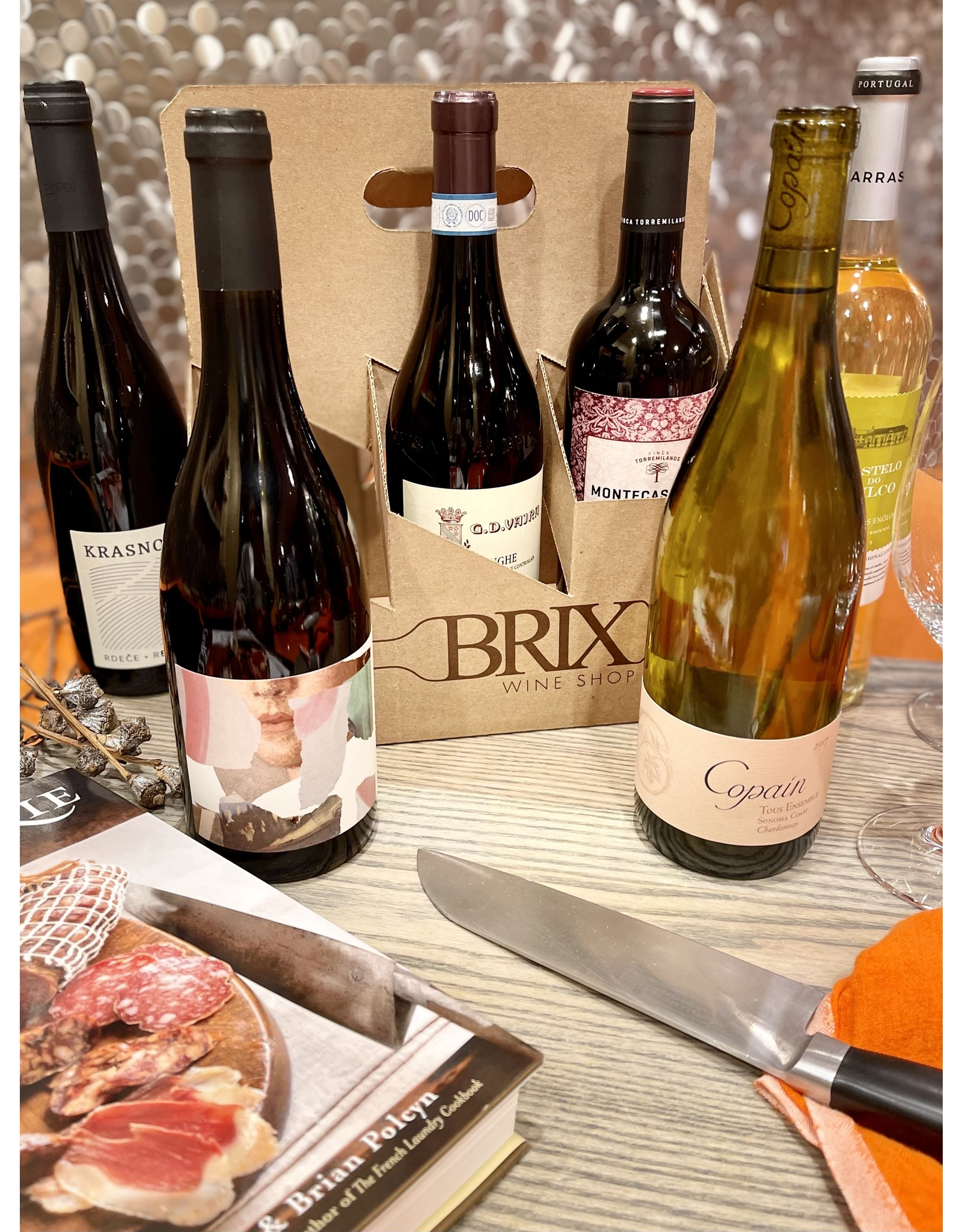 The October BRIX Six—Sharpen Your Knives