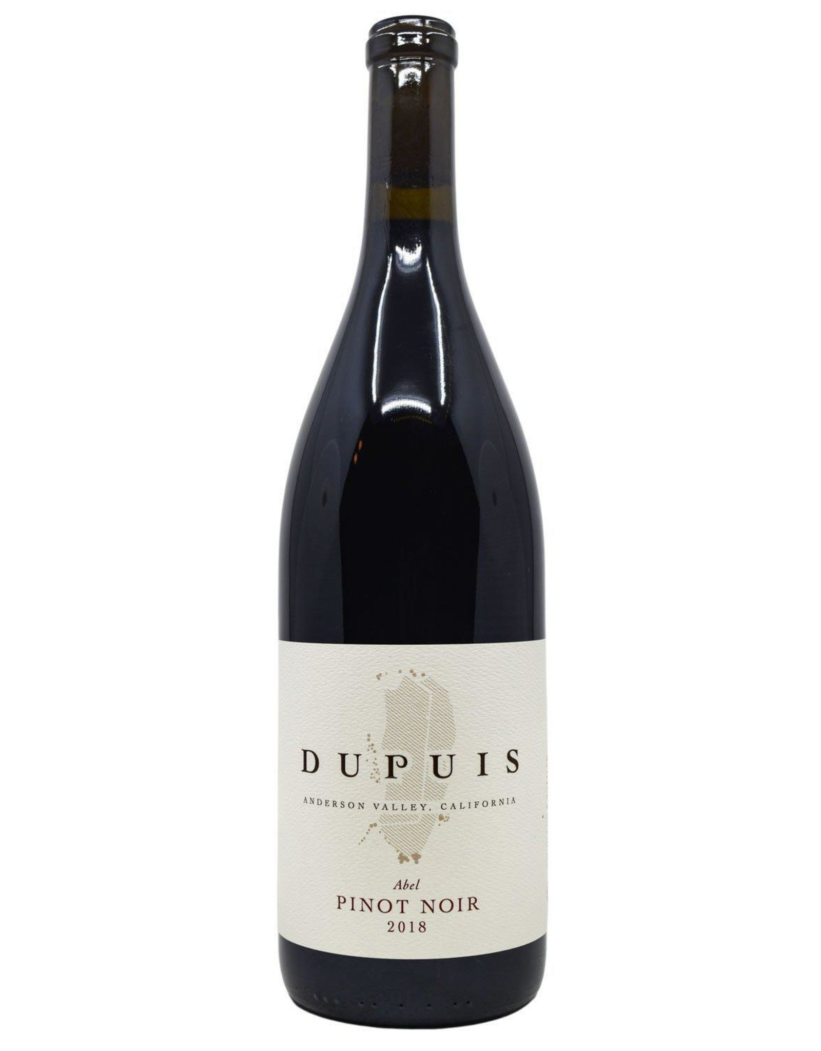 DuPuis Wines Pinot Noir 'Abel' Anderson Valley