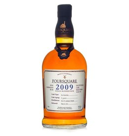 Foursquare 2009 12 Year Rum Exceptional Cask Selection