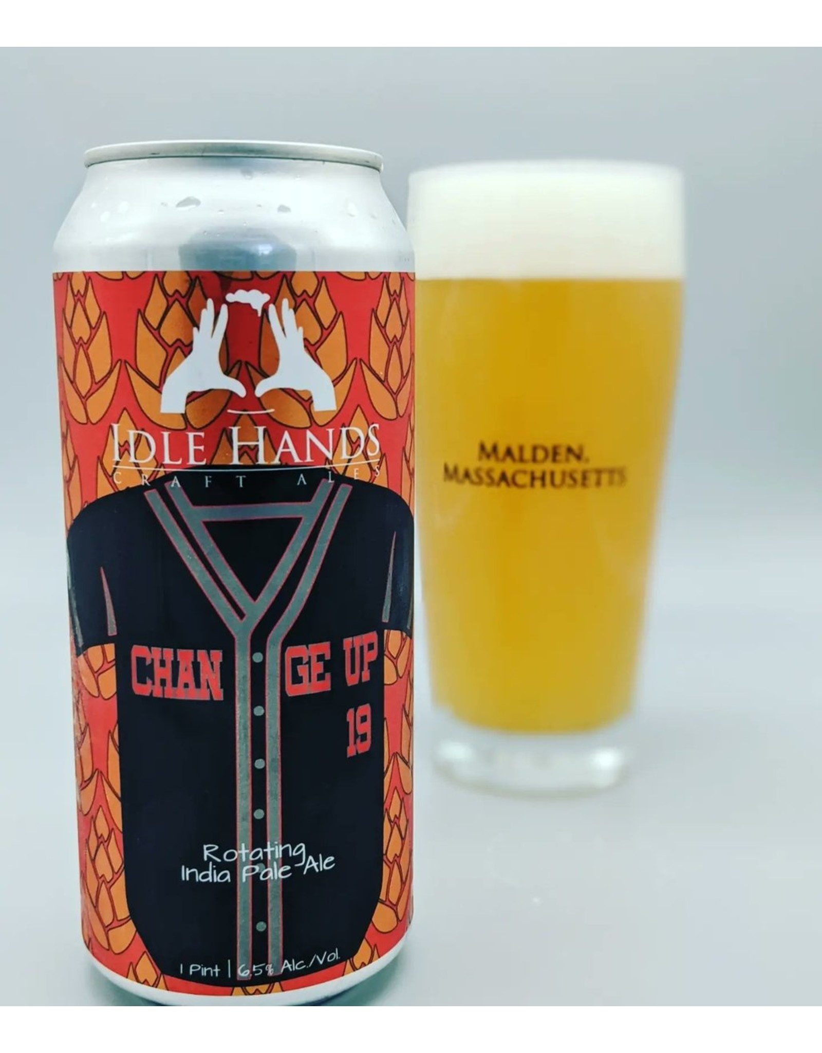 Idle Hands Change Up #19 IPA 4pk 16oz Cans