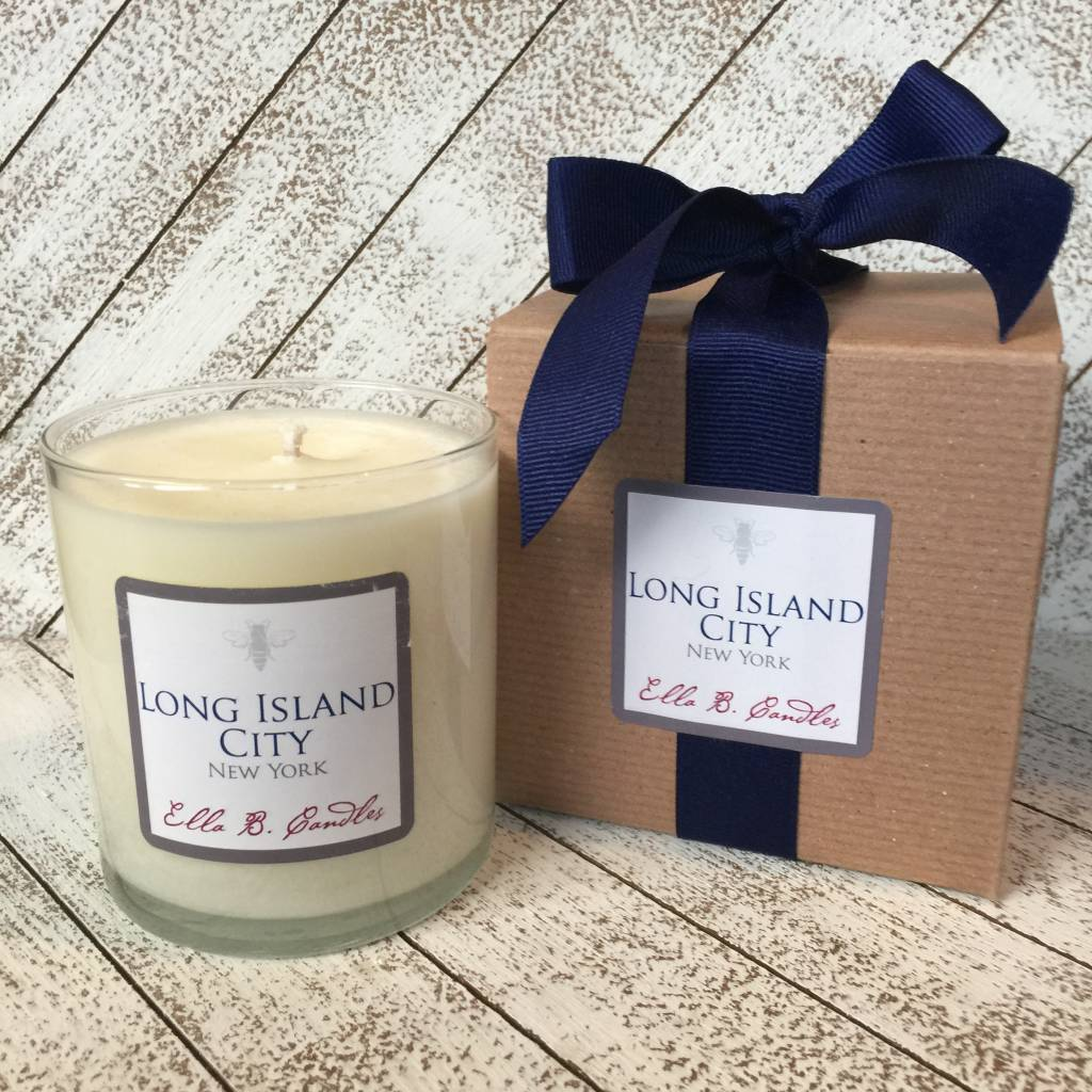 Ella B. Candles Long Island City Candle